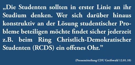 pressemitteilung cdu greifswald