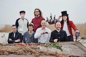 Reif fürs Kloster: Krach feiern Jubiläum