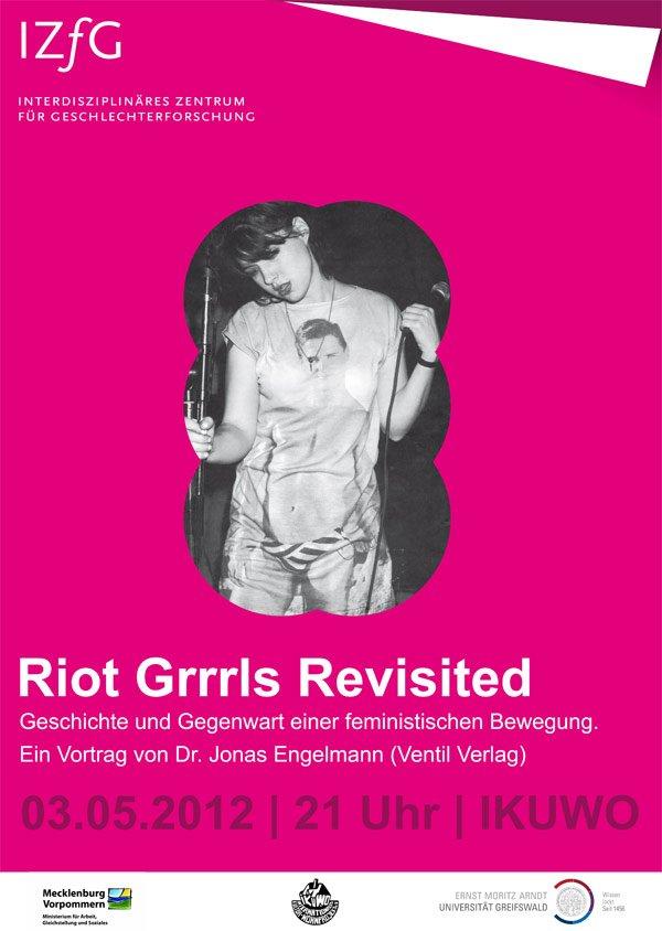 Riot Grrrls revisited