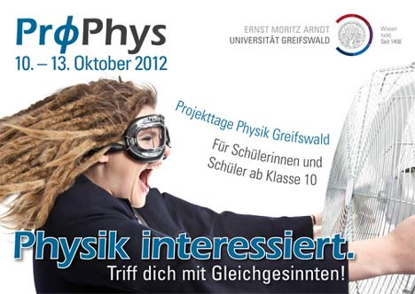 physiktage greifswald