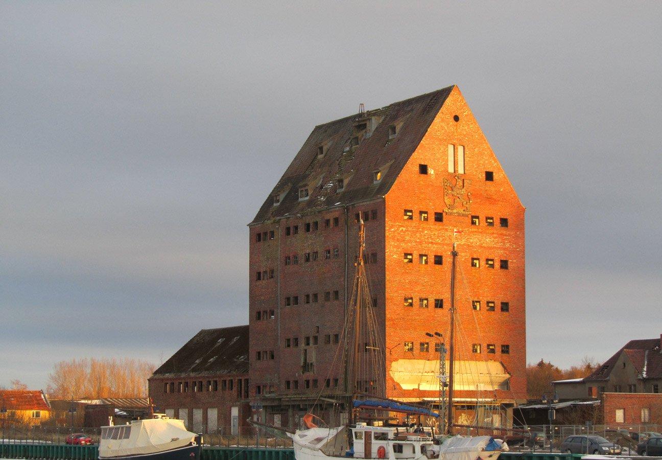 Speicher Museumshafen Greifswald