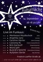 kulturnacht programm radio 98eins