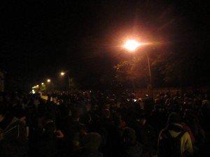 1200 Menschen blockierten die NPD-Demo in Wolgast
