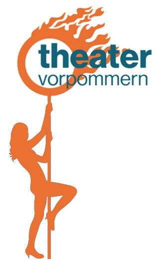 Party im Theater — schlanke Damen ohne Scheu gesucht!