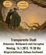 korruption greifswald diskussion