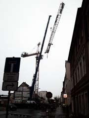 Schöner Wohnen: Bauarbeiten am Penthouse gehen in die nächste Runde!