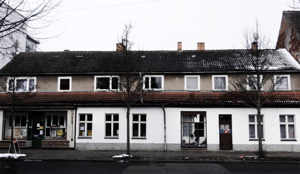 Brinkstraße Greifswald