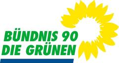 b90 grüne logo