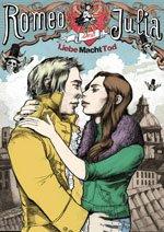 Plakat zu Romeo und Julia