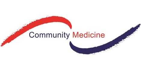 Logo Institut für Community Medicine