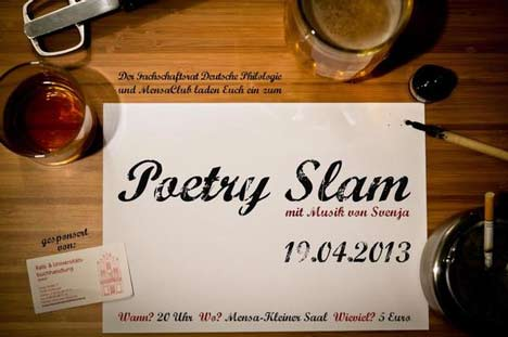 Poetry Slam Greifswald
