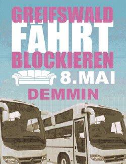 Greifswald Demmin Flyer