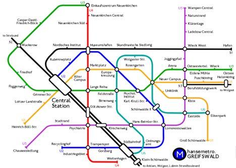 Metro Greifswald