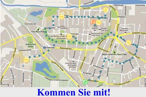 Stolpersteinweg