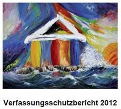 Verfassungsschutzbericht 2012