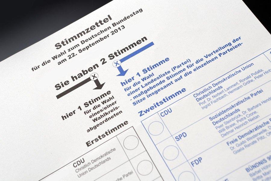 Digitale Entscheidungshilfen für die Bundestagswahl 2013