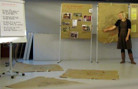 Bild der Verstetigungskonferenz des Quartiersbüro Fleischervorstadt