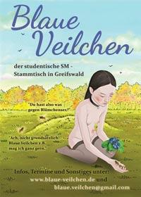 BDSM-Stammtisch Greifswald Blaue Veilchen