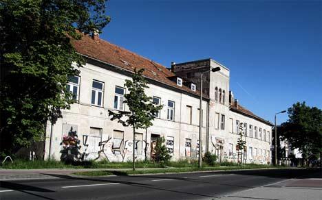 """Foto vom Kultur- und Initiativhaus Greifswald """"Zum Greif"""" in der Stralsunder Straße 10"""