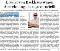 Ostsee-Zeitung misslingt Anonymisierung