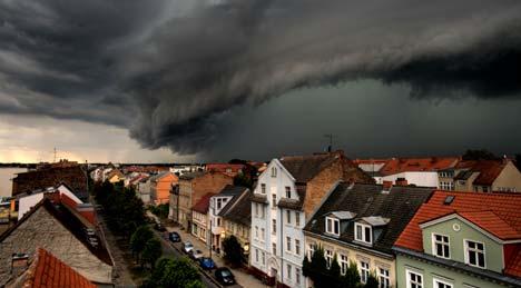 Greifswald Orkan