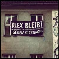Jugendzentrum Klex in Greifswald ist von Kürzungen bedroht
