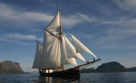 Segelschiff Lovis