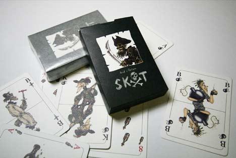 Piratenskat Spielkartenfabrik