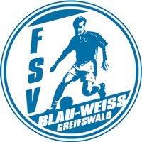 Logo Blau weiss Greifswald