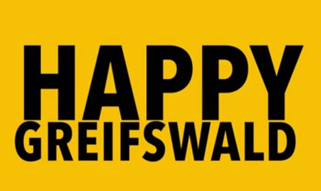 Happy Greifswald