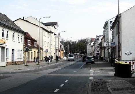 Gützkower Straße Greifswald