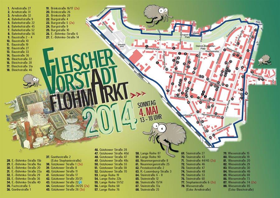 Flohmarkt Greifswald