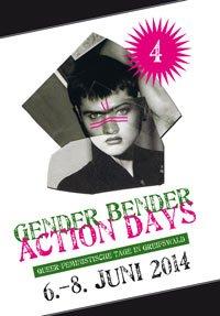 Programmheft der Greifswalder Gender Bender Action Days