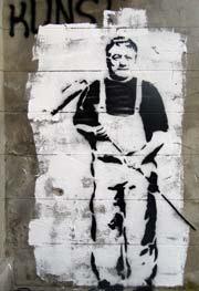 Axel Hochschild Streetart