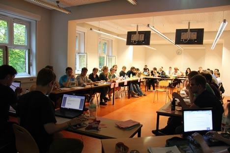 StuPa-Sitzung Greifswald