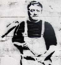 Streetart Greifswald Axel Hochschild