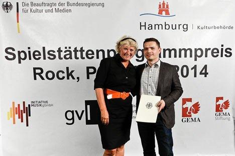 Spielstättenpreis Greifswald