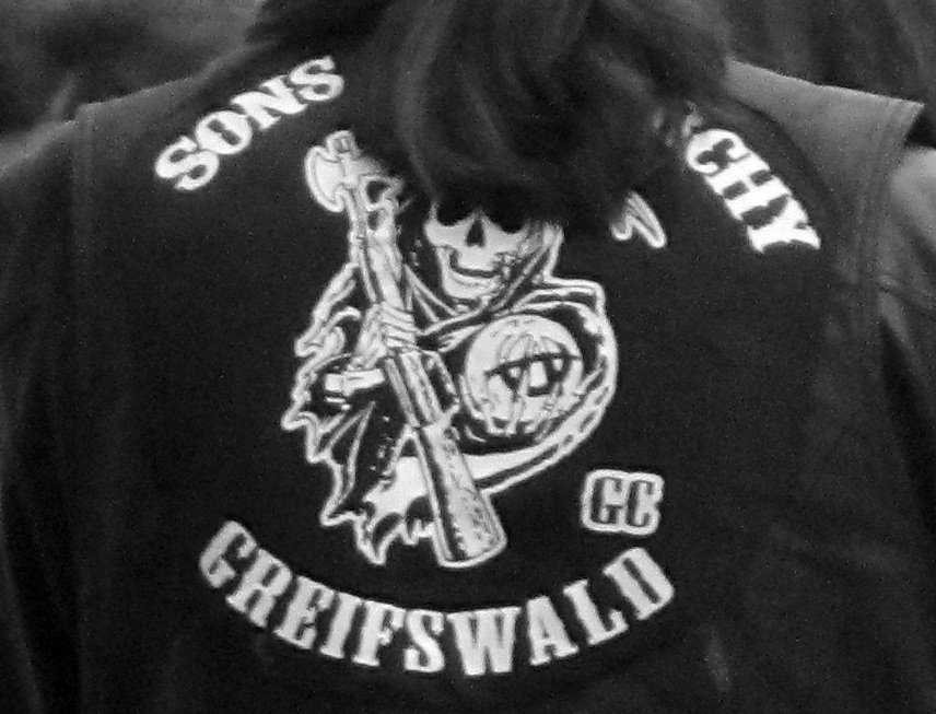 Sons of Anarchy Greifswald
