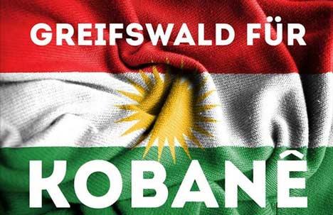 Greifswald für Kobane