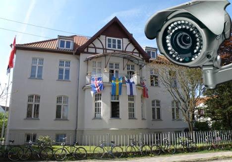Skandinavistik Uni Greifswald Kamera