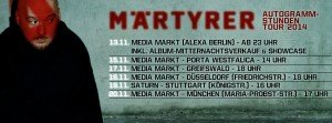 Kool Savas — Märtyrer im Greifswalder Media Markt
