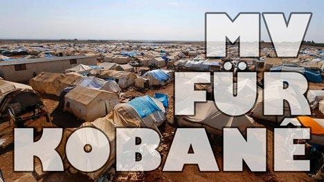 MV für Kobane