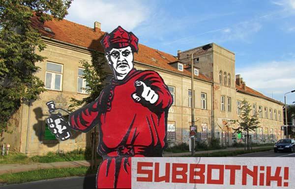 subbotnik straze greifswald