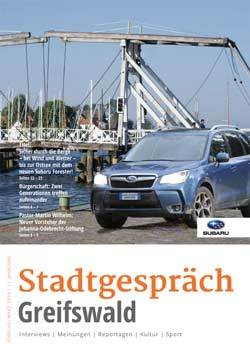 Native Advertisment: Stadtgespräch Februar 2015