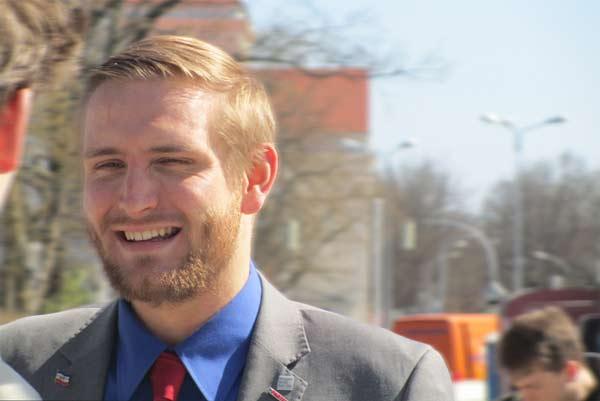 OB-Wahl 2015: Im Gespräch mit Oberbürgermeisterkandidat Björn Wieland (Die PARTEI)
