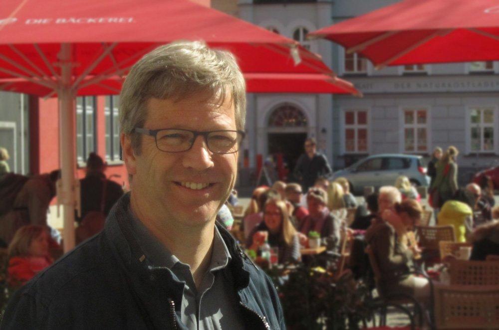 Stefan Fassbinder OB-Wahl Greifswald