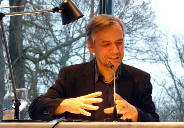 Lutz Seiler liest Kruso in Greifswald