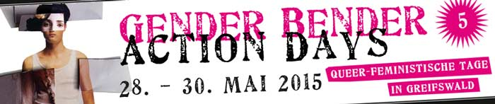 gender bender action days 2015 greifswald