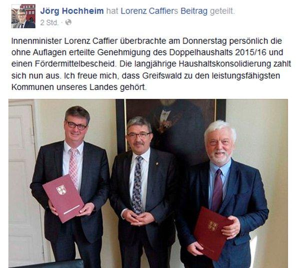 Hochheim Caffier