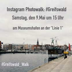 instagram photowalk greifswald